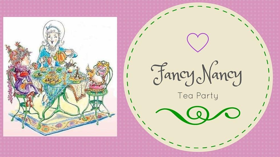 Fancy Nancy 2016