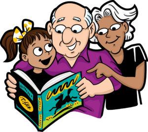 Grandparents Read