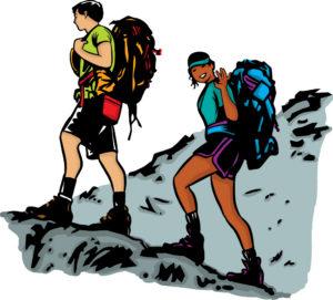 Teen Climbers